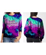 Baby Groot SWEATSHIRT WOMEN - $40.99+