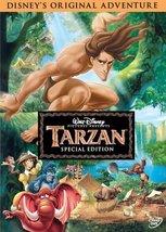 Disney Tarzan (DVD, 2005)