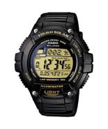 Casio Men's Illuminator WS220-9AV Black Resin Quartz Watch - $50.65