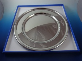 """Stainless Steel 13"""" Round Tray or Platter by Co... - $35.00"""