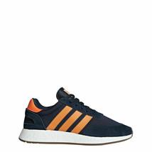 ADIDAS Boost I-5923 B37919 Navy/Orange/Gum Men's Running Shoes sz 14 - $49.97
