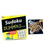 Sudoku for Dummies THE GAME and The World's Longest Crossword Puzzle New... - $19.99