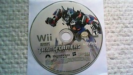 Transformers: Revenge of the Fallen (Nintendo Wii, 2009) - $5.90