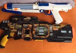 Wowwee 143 Light Strike Laser Tag Gun & Star Wars Clone Trooper Blaster ... - $37.28
