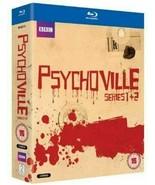BBC Psychoville Series 1 & 2 (Blu-ray, 4 Disc Box Set) *Please read desc... - $25.38