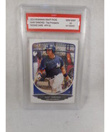 2013 Bowman Draft Picks Gary Sanchez #TP-31 1st Graded Graded Gem MT 10 - $34.64