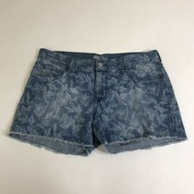 Old Navy Jean Shorts Women Size 10 Regular The Diva - $9.88