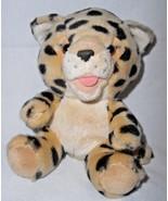 Build a Bear WWF Smallfry Cheetah Plush Stuffed Animal Tan Brown Spots - $24.69