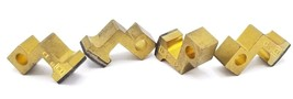 LOT OF 4 NEW SQUARE D BRONZE CONTACT TIPS