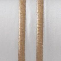 Sferra Grande Hotel King Sheet Set Std. Cases. White - Wheat Tan - $339.00