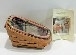 Longaberger 2003 Cilantro Basket Combo  - $29.02