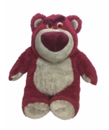 Toy Story Lotso Plush Teddy Bear Disney Pixar Deluxe Stuffed Animal Doll 15in. - $39.00