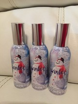 Bath and Body Works Winter Home Room Spray X 3 - $22.57