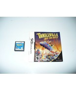 Thrillville: Off the Rails Nintendo DS/DSi Game Cartridge and Instructio... - $4.83