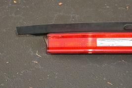 2011-14 Dodge Challenger Trunk Lid Center Tail Light Backup Stop Lamp Panel image 4