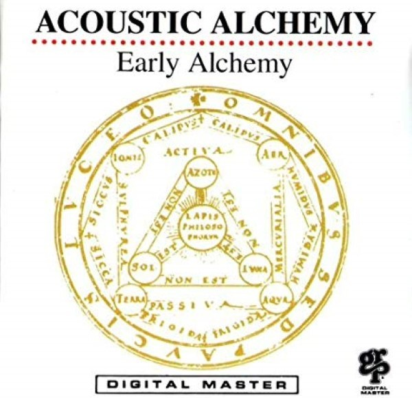 Early Alchemy by Acoustic Alchemy Cd