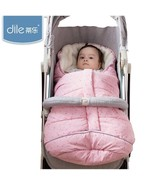 thickening new born baby stroller  sleeping bags foot muff for stk dsland  hot m - $102.99