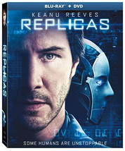 Replicas [Blu-ray + DVD + Digital, 2019]