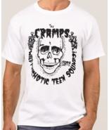 Psychotic Teen Sounds t shirt 100% cotton rockabilly cramps psychobilly ... - $27.00