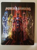 Saban's Power Rangers  [Blu-ray Steelbook] image 1