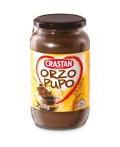 Orzo Pupo Instant Barley Coffee – Glass Jar (200g) - $23.99