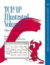 TCP/IP Illustrated: The Implementation, Vol. 2 [Hardcover] [Feb 10, 1995... - $35.11