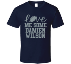 Damien Wilson Love Me Some Heart Dallas Football Fan T Shirt - $20.99+
