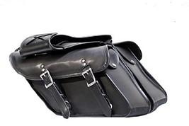 Motorcycle Saddlebags for Harley Davidson Dyna Wide Glide - $140.00