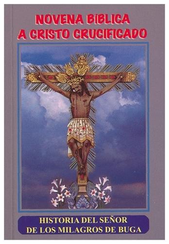 Novena biblica a cristo crucificado   06562 001
