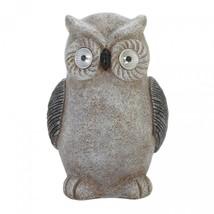 Solar Owl Statue - $24.48