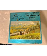 """Living Strings """"Music From The Sound Of Music"""" LP - $4.94"""