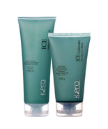 Kit Kpro Ice Tea Tree Oil Shampoo and Conditioner - $88.90