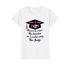 Cuban Pride Graduate Class of 2018 Gift Tshirt - $19.99+