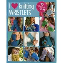 I Love Knitting Wristlets - $16.15
