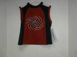 Carter's Boy's Sleeveless Shirt Red/White/Blue Size 4 New!!!! - $4.99