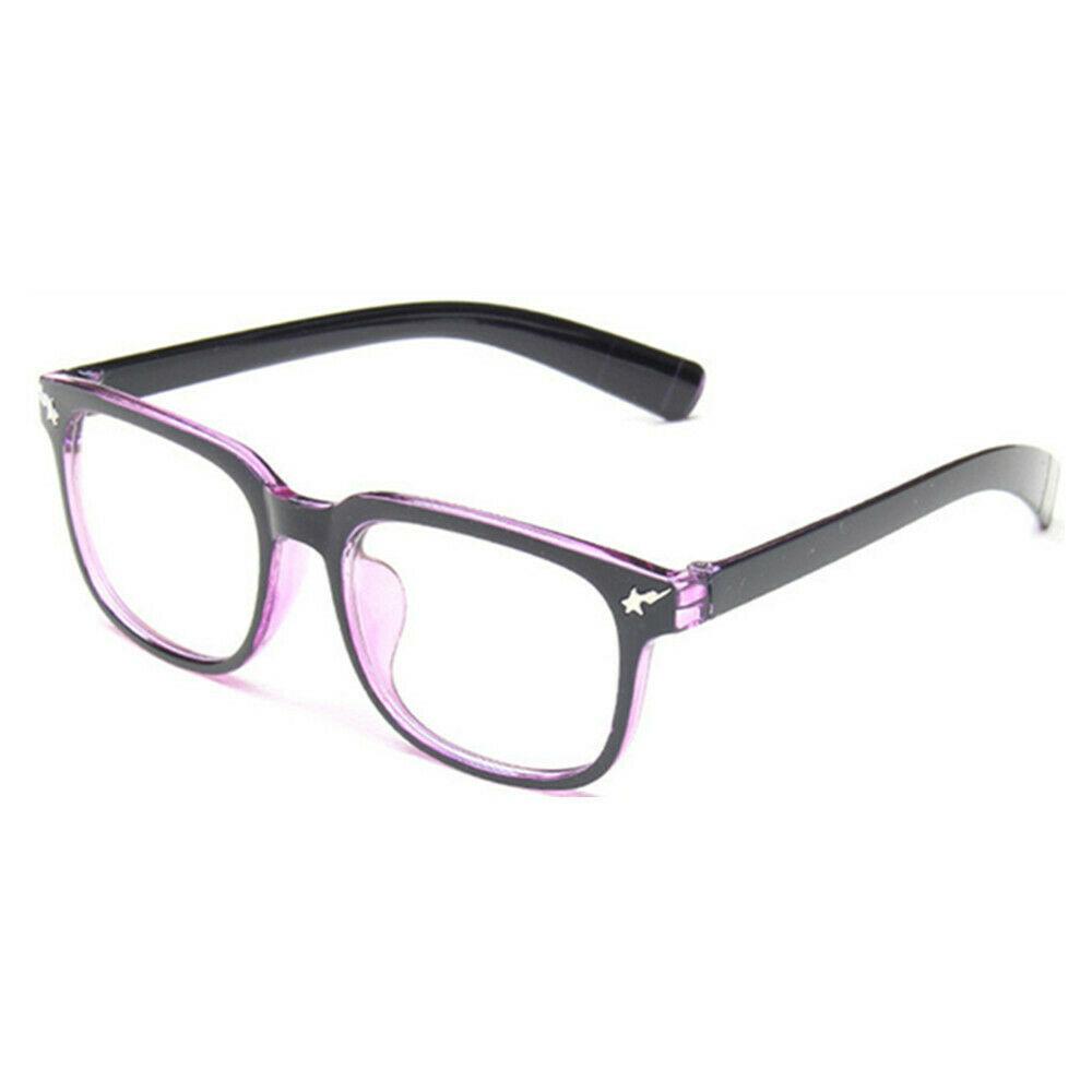 Fashion Classic Nerd Clear Lens Glasses Frame Casual Daily Eyewear Eyeglass image 9