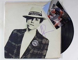 "Jorma Kaukonen Signed Autographed ""Vital Parts"" Record Album w/ Signing Photo - $49.49"