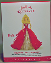 Hallmark: Holiday Barbie - 2015 Keepsake Ornament - $16.92