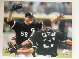Mark Buehrle Perfect Game July 23 2009 Glossy Photo 8 X 10 Chicago White... - $5.99