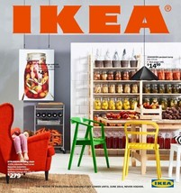 New 2014 Ikea Catalog - $5.93