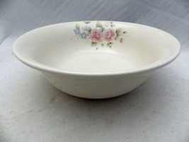 "Pfaltzgraff Tea Rose pattern - round Vegetable serving bowl - 8 3/4"" wide - EUC - $8.42"