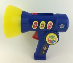 Paw Patrol Megaphone Mission Voice Changer Robot Echo Chase Toy Spin Master - $24.70