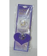 DM Productions GD LNK Gods Heart Large Necklace 18 Inch Chain - $9.95