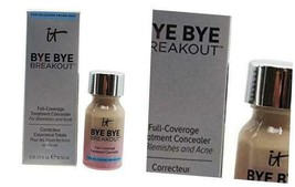 it Cosmetics Bye Bye Breakout Full-Coverage Treatment Concealer 0.35 fl. oz. (Li - $39.56