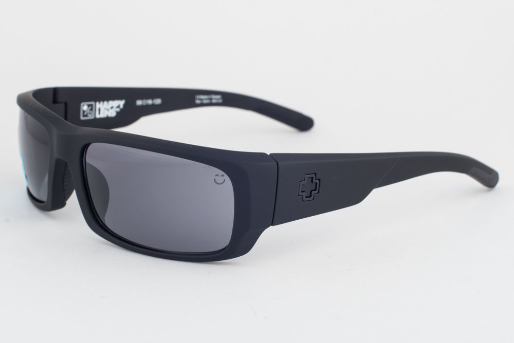bf821f165da SPY CALIBER Soft Matte Black   Happy Gray and 16 similar items