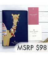 NEW Kate Spade Spice Things Up Camel Imogene Passport Wallet #WLRU4839 - $69.00