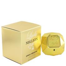 FGX-467211 Lady Million Eau De Parfum Spray 2.7 Oz For Women  - $105.67