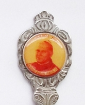 Collector Souvenir Spoon Pope John Paul II Papal Visit Canada 1984 Vintage - $1.99