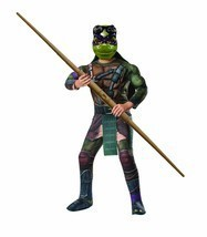 Muscle Chest Donatello Mutant Ninja Turtle Child Costume by Rubies, sz. ... - £18.80 GBP
