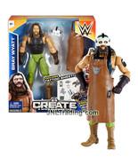"Year 2015 Wrestling Entertainment Create A WWE Superstar 7"" Figure - BRA... - $39.99"
